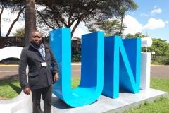 celesine at the UNEC (1)