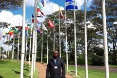 celesine at the UNEC (3)