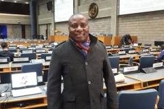 celesine at the UNEC (4)