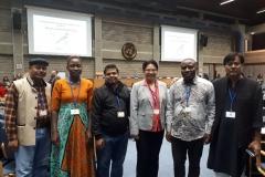 celesine at the UNEC (6)