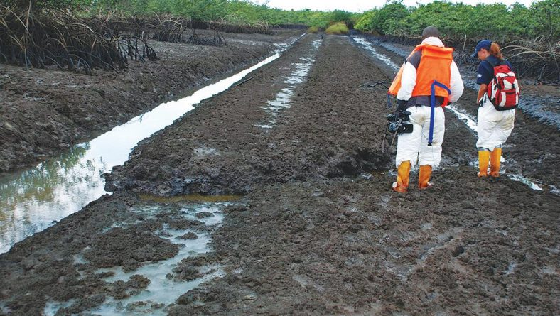Again, Ogoniland slides to the brink