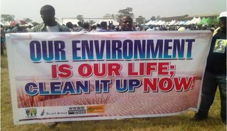 OGONI CELEBRATES 20TH ANNIVERSARY OF UNITED NATIONS WORLD INDIGENOUS PEOPLE'S DAY (OGONI DAY); CALLS FOR IMMEDIATE CLEAN UP OF OGONI ENVIRONMENT AND A MORATORIUM ON LAND SEIZURE!