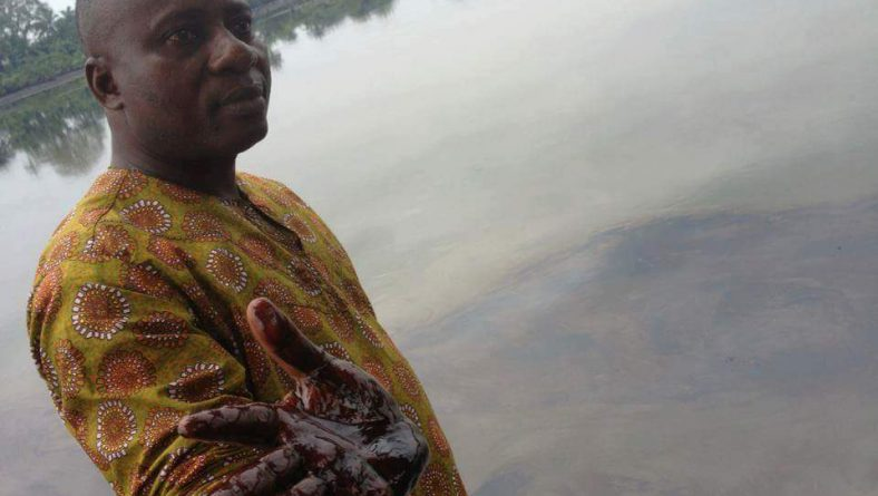 STOP THE BLAME GAME, CIVIL SOCIETY GROUP URGES SHELL ON OGONI CLEAN UP.