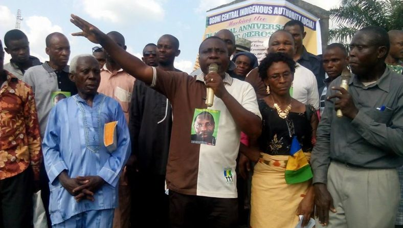Ogonis demand Ken Saro-Wiwa University, trial of murderers of 'Ogoni 9'